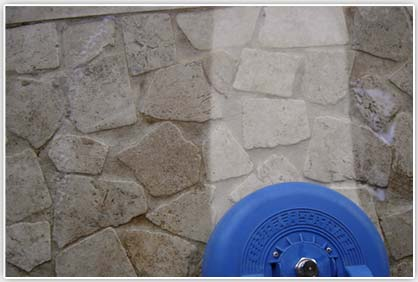 Stone Cleaning - Call Dolly Realtors - Wentzville, MO